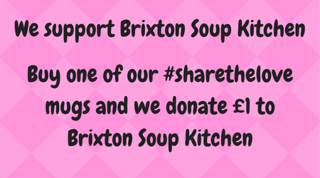 We support Brixton Soup Kitchen